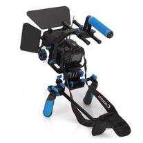 Morros DSLR Shoulder Mount Rig Stabilizer Support System +
