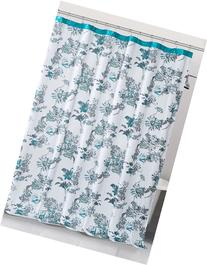 kensie 'Alice' Shower Curtain - Blue/green