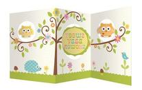 Creative Converting Baby Shower Happi Tree Accordion