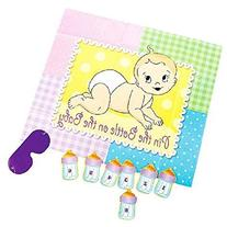 Adorox Baby Shower Party Game  Poster