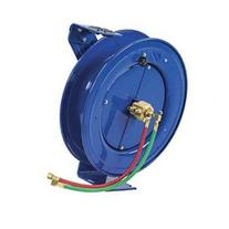 COXREELS SHWL-N-150 Welding Hose Reel, 1/4x50, Without Hose