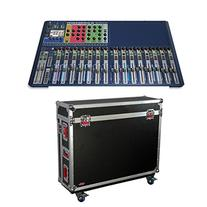 Soundcraft Si Expression 3 Digital Mixing Console & Gator