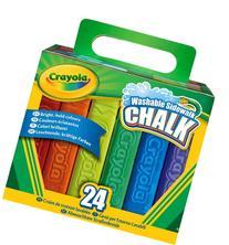 Cray24CT Sidewalk Chalk, Pack of 2