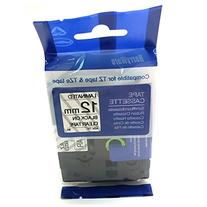 SIENOC Replacement Label Tape Compatible with Brother TZ131