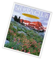 Sierra Club 2012 Wilderness Calendar