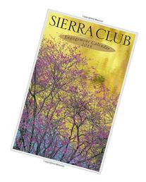 Sierra Club Engagement Calendar 2015