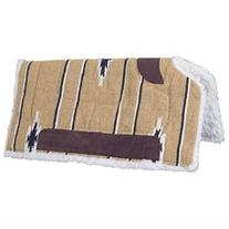 Tough-1 Sierra Cutback Saddle Pad/Fleece Bottom