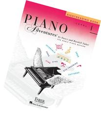 Level 1 Sightreading Book Faber Piano Adventures