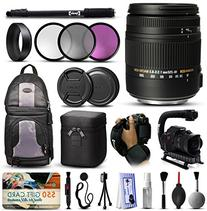 Sigma 18-250mm F3.5-6.3 DC MACRO HSM Lens for Sony  with