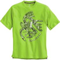 Legendary Whitetails Men's Signature Series T-Shirt Optic