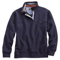 Orvis Signature Sweatshirt, Deep Navy, Medium
