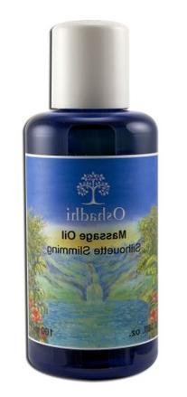 Oshadhi Silhouette Slimming Massage Oil 100 ml