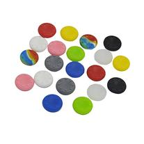 20 x Silicone Analog Controller Thumb Stick Grips Cap Cover
