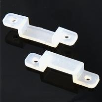 Silicone Mounting Bracket for LED Strip Lights