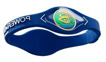Power Balance Silicone Wristband - Blue - Small