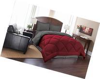 Silky Soft - Goose Down Alternative Reversible 2pc Comforter