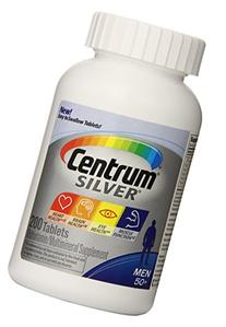 Centrum Silver Men Multivitamin / Multimineral Supplement