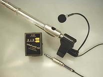 K&K Sound Silver Bullet Microphone Pickup with XLR Out