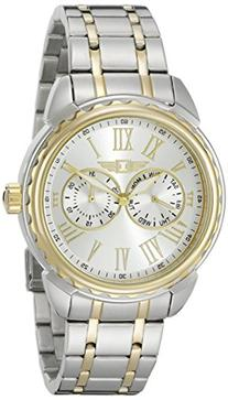 Men's Silver Dial Two Tone Stainless Steel - I by Invicta