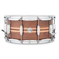 Gretsch Drums Silver Series S1-6514W-MI 14-Inch Snare Drum,