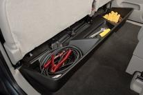 2007-2012 Chevrolet Silverado or GMC Sierra Underseat