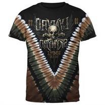 Lynyrd Skynyrd - Simple Man Tie Dye T-Shirt