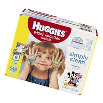 Huggies Simply Clean Mickey & Minnie Mouse Baby Wipes