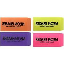 Single Neon Eraser