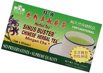 Royal King Sinus Buster Chinese Herbal Tea  - 3 boxes