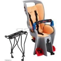 Topeak Baby Sitter II Bike Seat with Alloy Rack w/Disc Rack