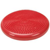 Cando 30-1870R Red Inflatable Vestibular Disc, 13-51/64""