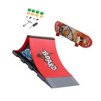Mimgo Store Skate Park Ramp Parts for Tech Deck Fingerboard