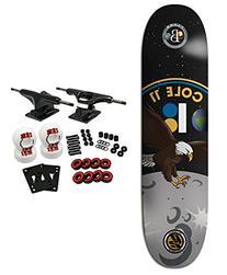 PLAN B Skateboard Complete COLE EXPLORATION P2 8.25