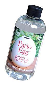 Scent Shop 90602 Skeeter Screen Patio Egg Mosquito Deterrent