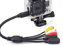 SLFC Skeleton Housing compatible with Gopro Hero4 Hero3