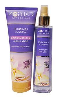 Calgon Skin Nourishing Body Cream / Body Mist / LAVENDER