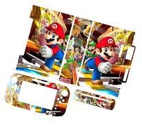 Skin Sticker Cover Decal Protector for Wii U Console and