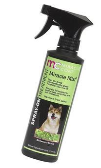 Miracle Coat Miracle Mist Skin Treatment Spray 12-Ounce