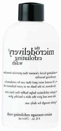 Philosophy Cleanser 8 Oz The Microdelivery Micro-Massage