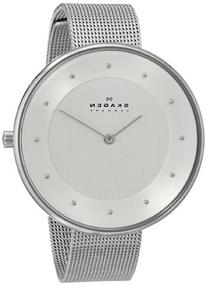 Skagen Women's SKW2140 Gitte Stainless Steel Mesh Watch