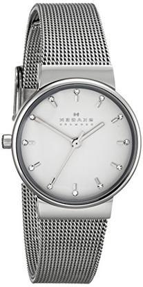 Skagen Women's SKW2195 Ancher Stainless Steel Mesh Watch