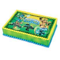 Skylanders Swap Force Edible Cake Topper