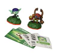 Skylanders Trap Team: Whisper Elf & Barkley - Mini Character
