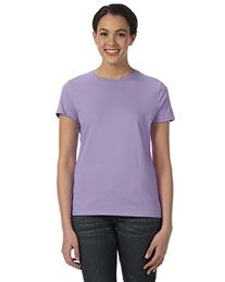 Hanes Women's Lightweight Short Sleeve T-shirt
