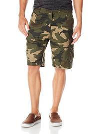 Fox Men's Slambozo Cargo Short Camo, Green Camo, 34