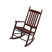 Adult Slat Rocking Chair in Cherry