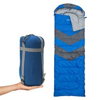 Sleeping Bag - Envelope Lightweight Portable, Waterproof,
