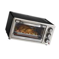 Hamilton Beach 31512 6 SLICE TOASTER OVEN BROILER WITH