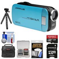Slice2 DV7HD 1080p HD Slim Video Camera Camcorder  with