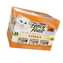 Nestle Purina Petcare Fancy Feast Canned Classic & Sliced